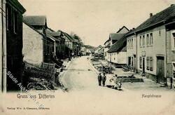 106630: Deutschland West, Plz Gebiet W-66, 663 Saarlouis
