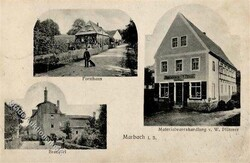119250: Germany East, Zip Code O-92, 925-926 Mittweida - Picture postcards