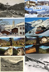 5655: Switzerland - Picture postcards