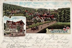 116200: Deutschland Ost, Plz Gebiet O-62, 620-621 Bad Salzungen - Postkarten