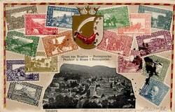 1925: Bosnien-Herzegowina (Republik)