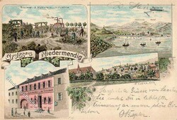 105440: Deutschland West, Plz Gebiet W-54, 544 Mayen