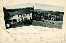 106610: Deutschland West, Plz Gebiet W-66, 661 Lebach