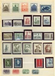 7766: Sammlungen und Posten Neuheiten Europa - Sammlungen
