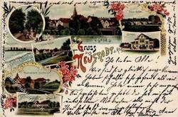 103050: Germany West, Zip Code W-30, 305 Wunstorf