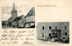 140580: France, Departement Moselle (57) - Picture postcards