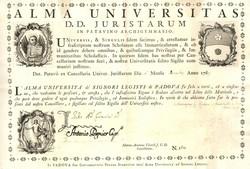 801020: Wissenschaft, Studentica, allgemein