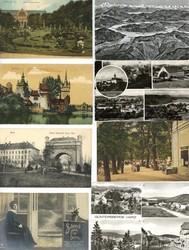 7930: Sammlungen und Posten Ansichtskarten alle Welt - Postkarten