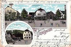 116080: Deutschland Ost, Plz Gebiet O-60, 608- 609 Schmalkalden