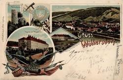 180020: Österreich, Plz 2XXX, östliches und südliches Niederösterreich, Nordburgenland