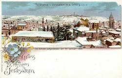 3355: Israel - Postkarten