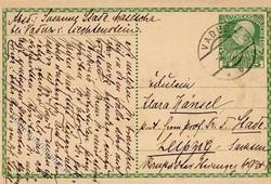 4175: Liechtenstein - Ganzsachen