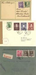 7766: Sammlungen und Posten Neuheiten Europa