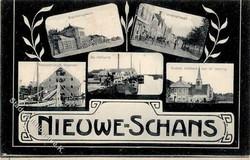 170050: Niederlande, Provinz Groningen - Postkarten