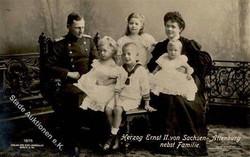 243416: History, German Aristocracy, Saxony