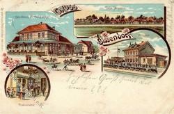 103000: Deutschland West, Plz Gebiet W-30, 300- 301 Hannover
