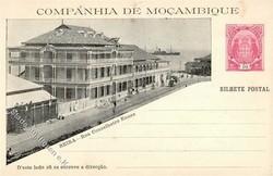 4460: Mosambik - Postkarten
