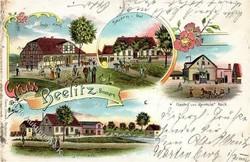 4945: Polen - Postkarten