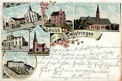 102830: Deutschland West, Plz Gebiet W-28, 283 Bassum