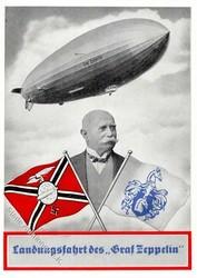 985010: Zeppelin, Zeppelin Postkarten, 1900-1914