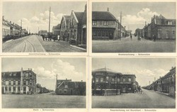 170120: Niederlande, Provinz Zeeland - Postkarten