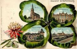 4210: Luxemburg - Postkarten