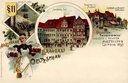 117000: Germany East, Zip Code O-70, 700-709 Leipzig Ort