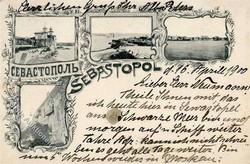 6515: Ukraine - Picture postcards