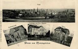 115210: Deutschland Ost, Plz Gebiet O-52, 521 Arnstadt