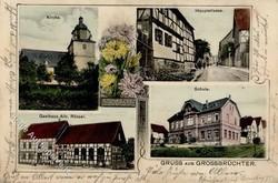 115400: Deutschland Ost, Plz Gebiet O-54, 540 Sondershausen