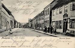 112040: Deutschland Ost, Plz Gebiet O-20, 204 Malchin