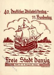 340: Danzig - Privatganzsachen