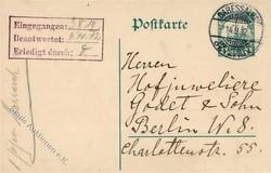 175: Deutsche Kolonien Ostafrika - Ganzsachen