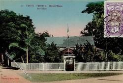 6155: Tahiti - Postkarten