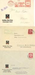 303035: Int.Organisationen, Rotes Kreuz, 1933 bis 1945