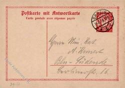340: Danzig - Postal stationery