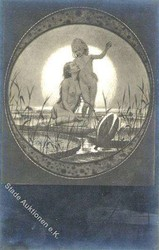 201020: Picture Postcards, Postcard Artists, Fidus