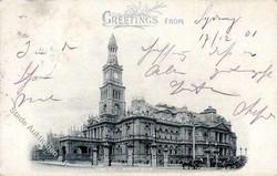 1750: Australia - Private postal stationery