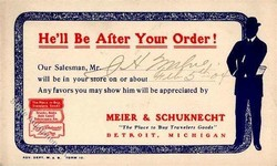 6605: United States - Private postal stationery