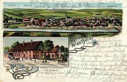 103530: Deutschland West, Plz Gebiet W-35, 353 Warburg- Westf.