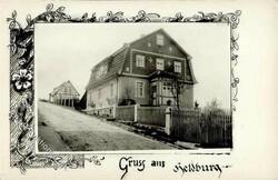 116110: Deutschland Ost, Plz Gebiet O-61, 611 Hidburghausen