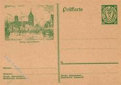 340: Danzig - Ganzsachen