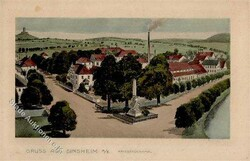 106920: Deutschland West, Plz Gebiet W-69, 692 Sinsheim- Elsenz