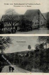 106940: Deutschland West, Plz Gebiet W-69, 694 Weinheim- Bergstr.