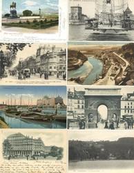 2565: Frankreich - Postkarten