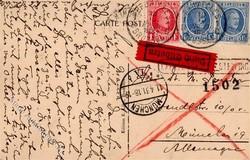 1810: Belgien - Besonderheiten