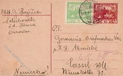 6335: Tschechoslowakei - Ganzsachen