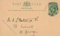 2810: Grenada - Ganzsachen