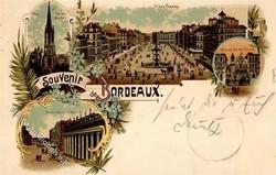 140340: Frankreich, Departement Gironde (33) - Postkarten