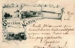 2455: Estonia - Picture postcards